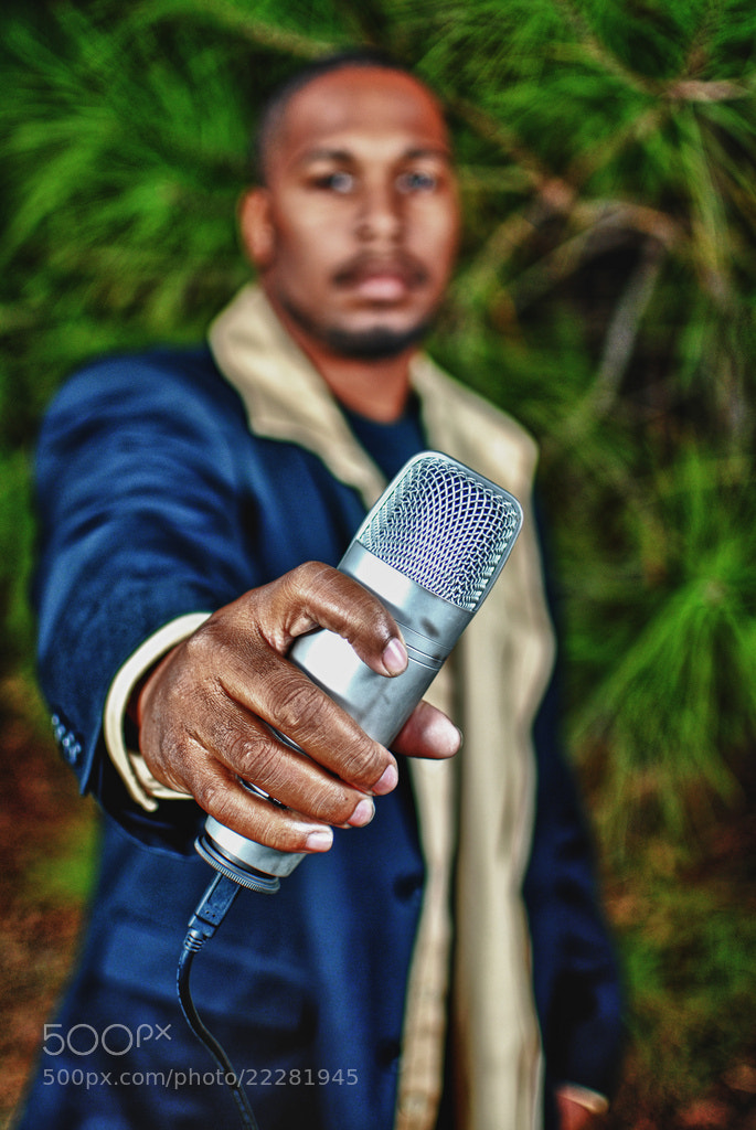 Photograph Mic Check! by Eric H. Adeleye on 500px