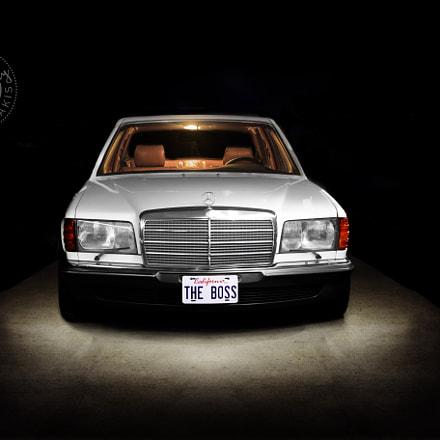 Mercedes Benz 500SE