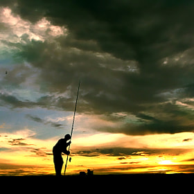 Fishing by 3 Joko (3Joko)) on 500px.com