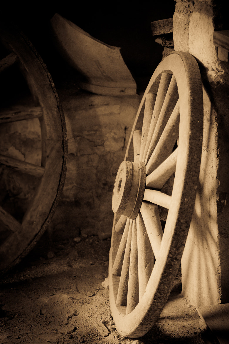 Photograph Wheels of Time by Jun Briones on 500px