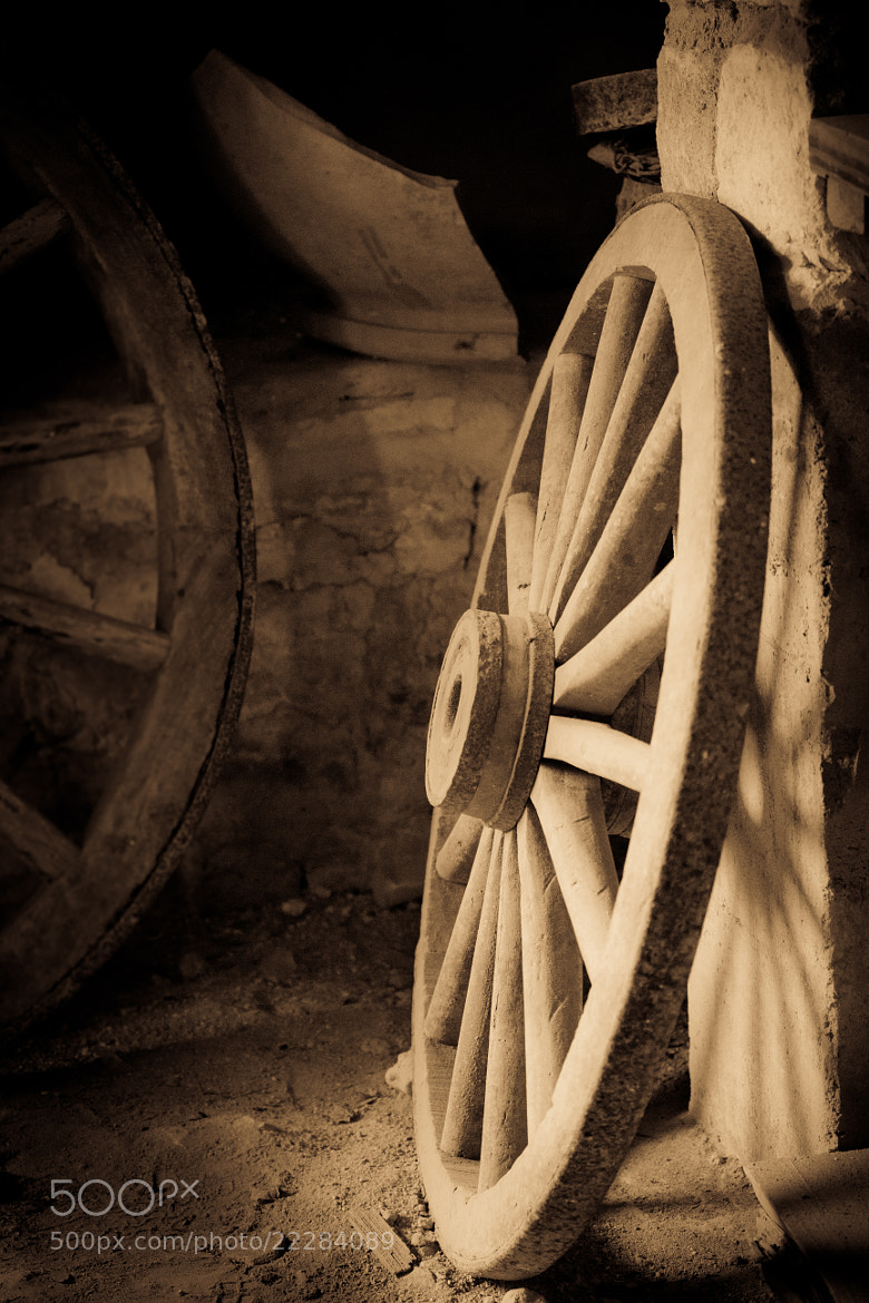 Photograph Wheels of Time by Eliseo Briones on 500px