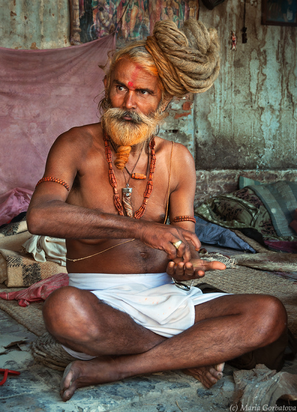 Photograph Sadhu by Maria Gorbatova on 500px