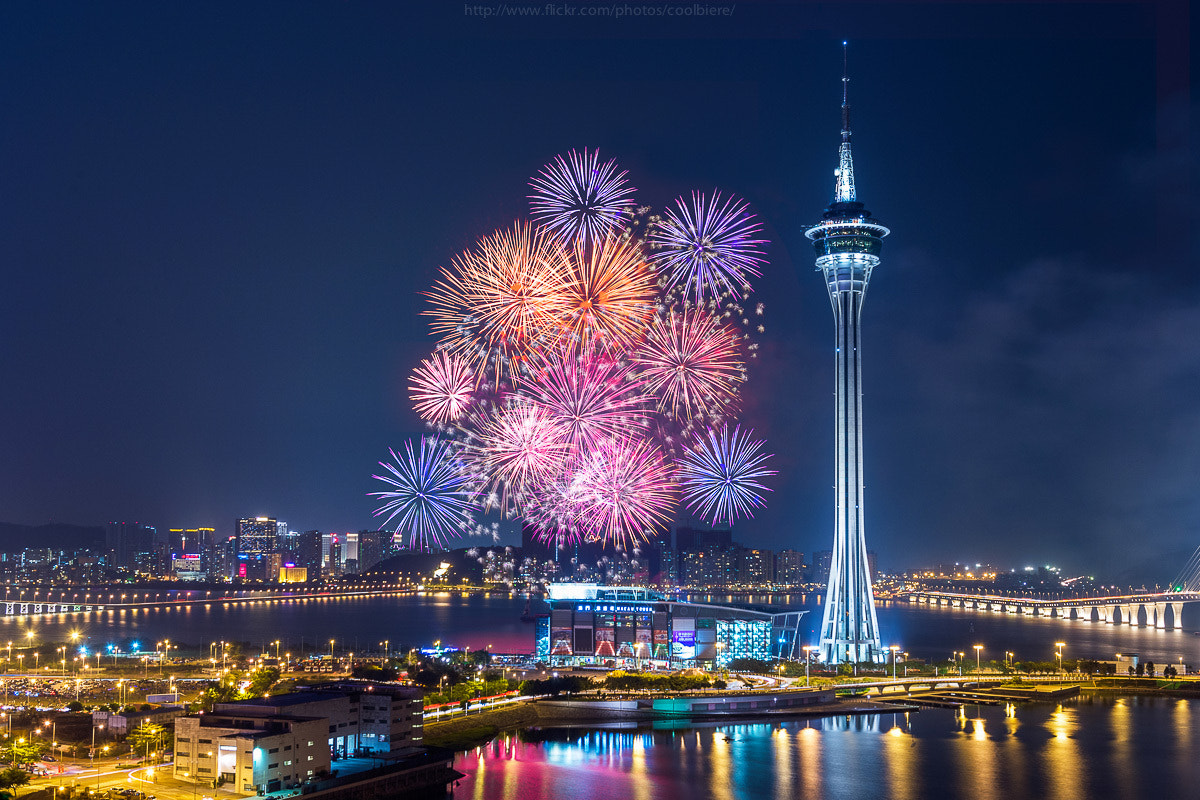 Photograph Macau tower by Coolbiere. A. on 500px
