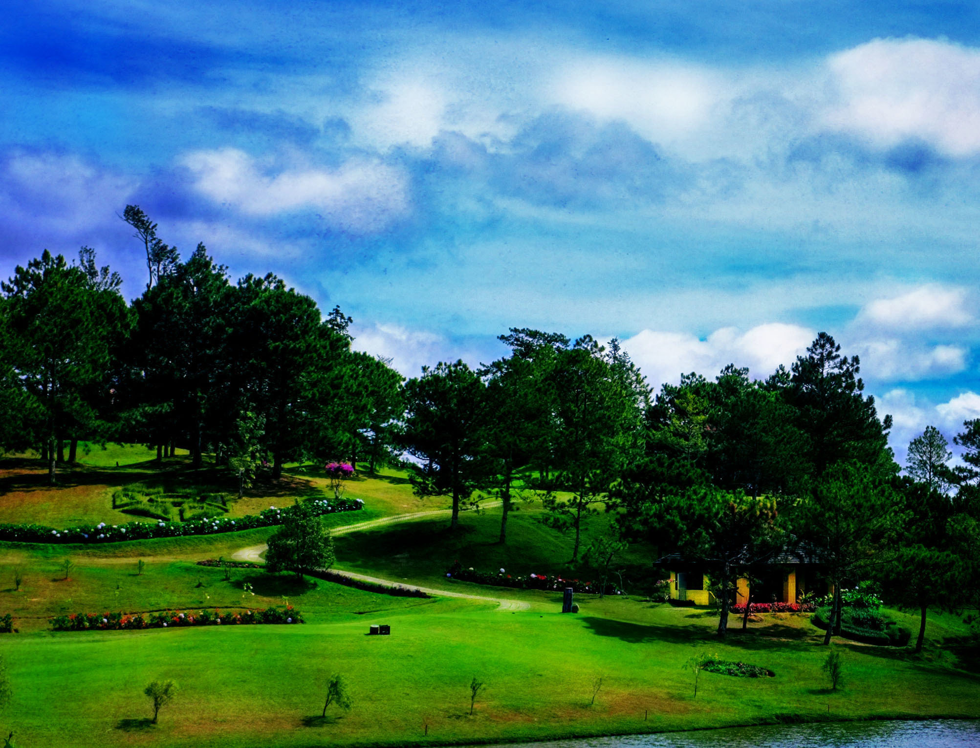 Photograph Green Hill by Viet Nguyen on 500px