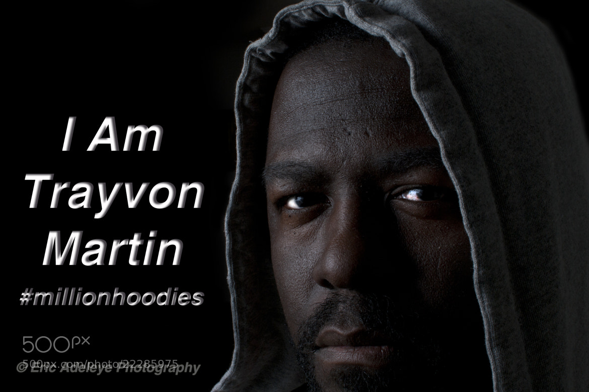 Photograph Project 365: 190/365 - I Am Trayvon Martin by Eric H. Adeleye on 500px