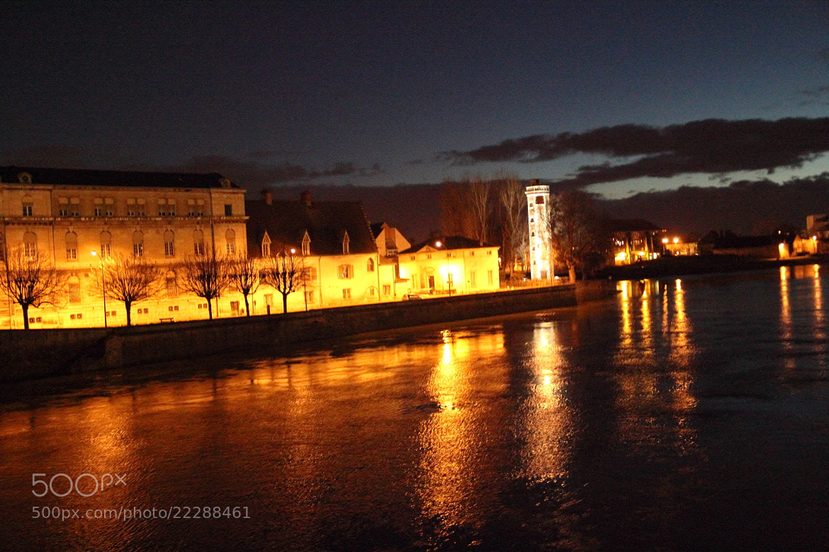 Photograph Chalon sur saone by Philippe Ghirardi on 500px