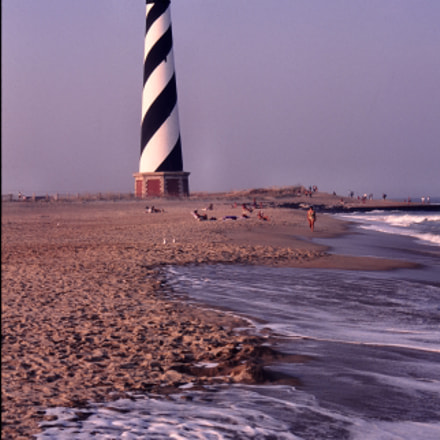 Cape Hatteras before the Move