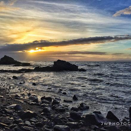 Ayrshire Coastline, Scotland