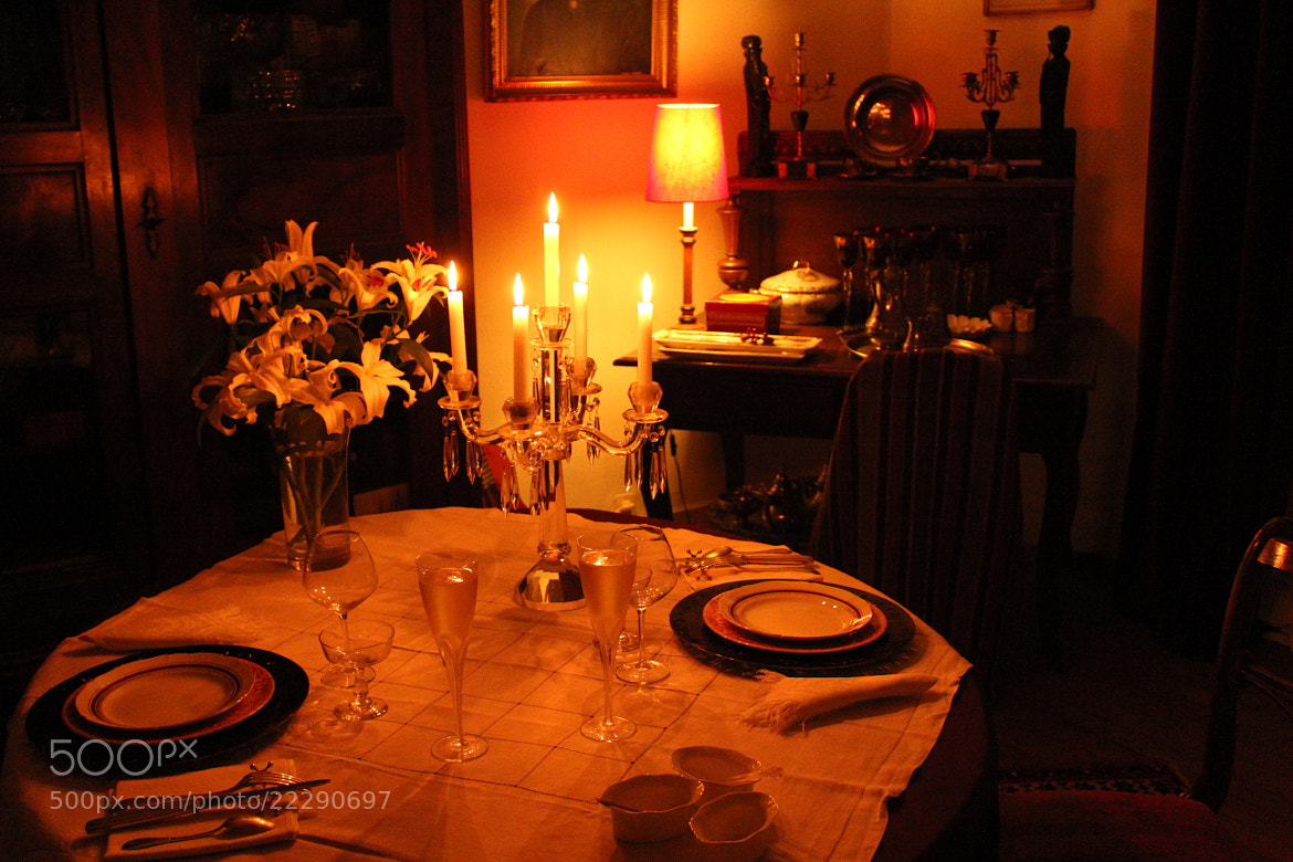 Photograph New year table by Philippe Ghirardi on 500px