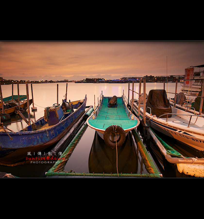 Photograph Sunset in Anping 安平日落 by SUNRISE@DAWN photography 風傳影像 on 500px