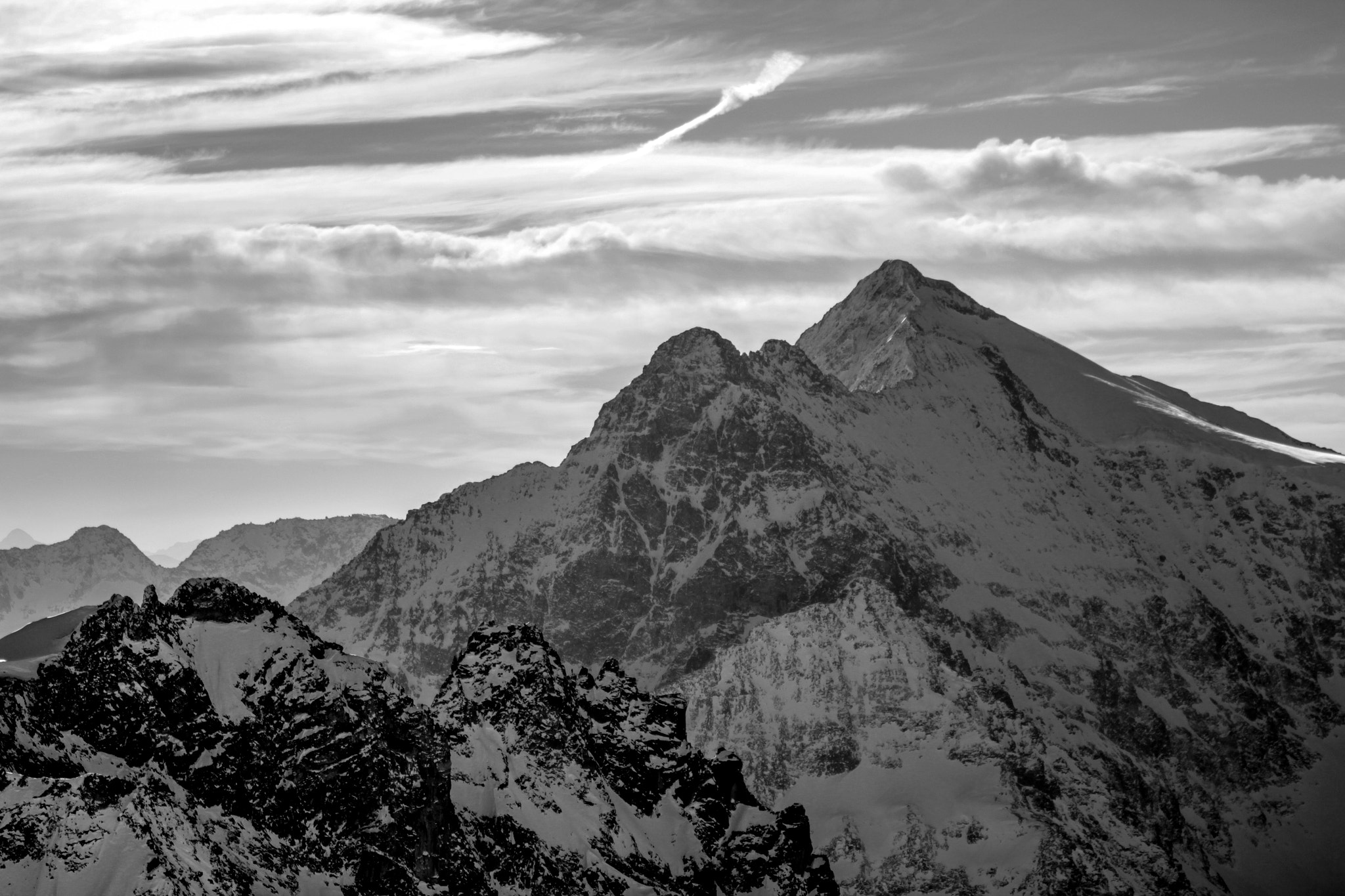 Photograph Mountain @ Titlis, Engelberg by Stephan Scherz on 500px