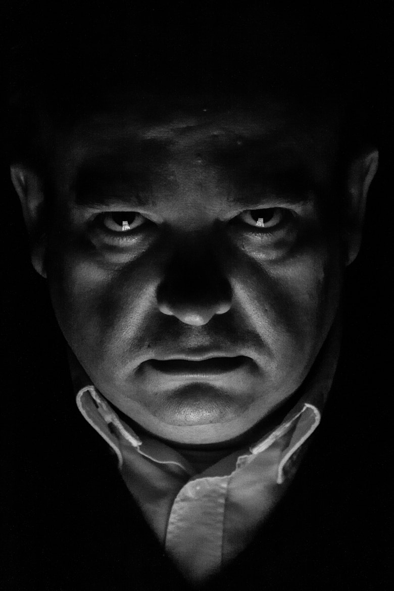 Photograph Angry man by Gerard Inglés Camats on 500px
