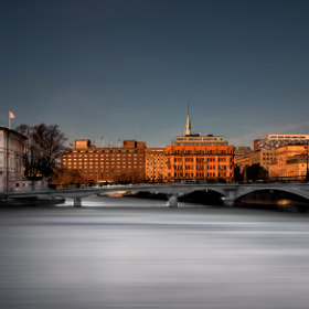 Stockholm Sweden January 2013 by Mikael Sundberg (Msundberg)) on 500px.com