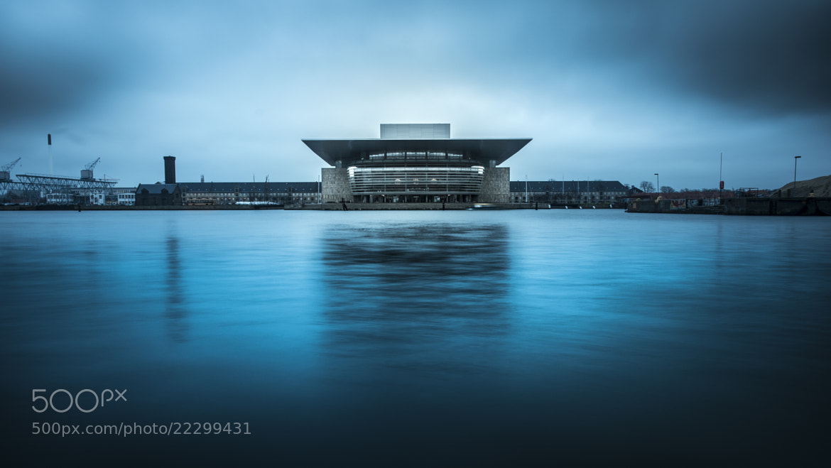 Photograph The Royal Danish Opera by Tue Bengtsson on 500px