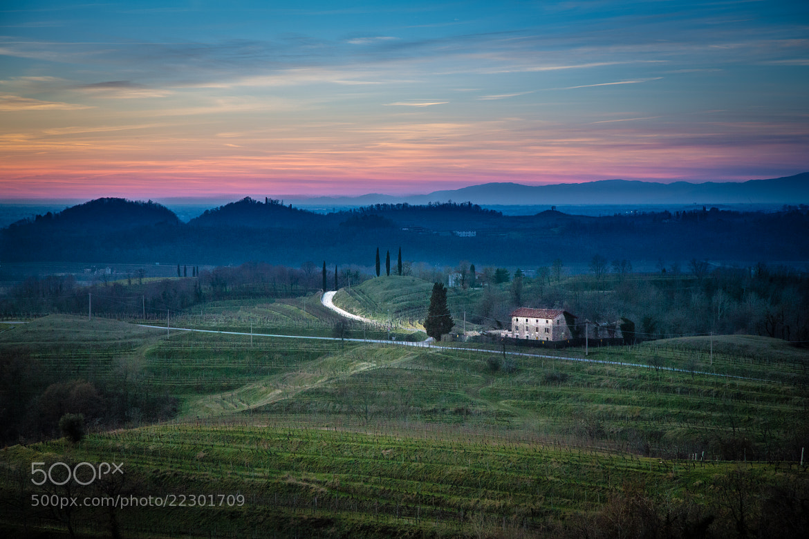 Photograph dusk in FVG by Claudio Stefanini on 500px