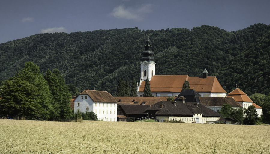 Engelszell Abbey by Don Thompson on 500px.com