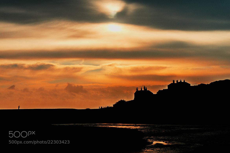 Photograph Over-coast Sky by Pawel Niktos on 500px
