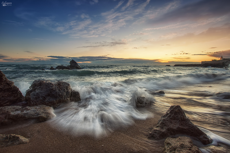 """Landscape Photo of the day """"stop the time"""" by Landscape Photographer Giuseppe Calogero on 500px.com"""