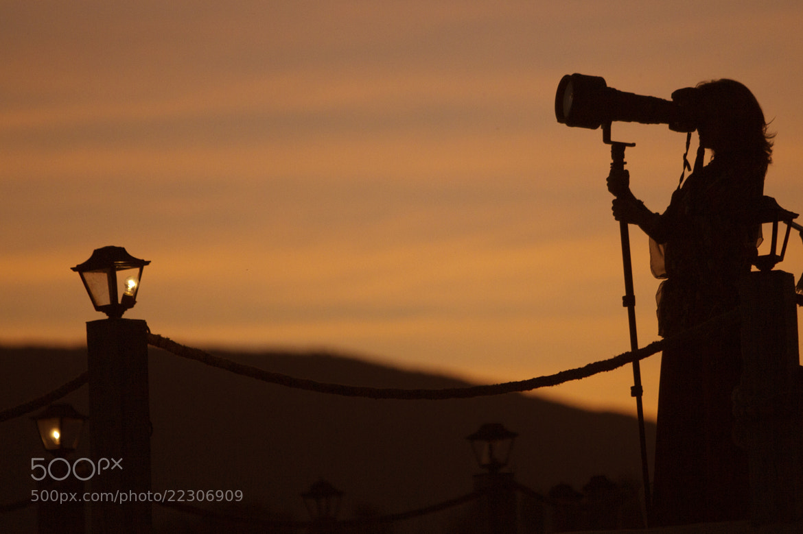 Photograph Nikkor 600mm f4 by Cristobal Garciaferro Rubio on 500px