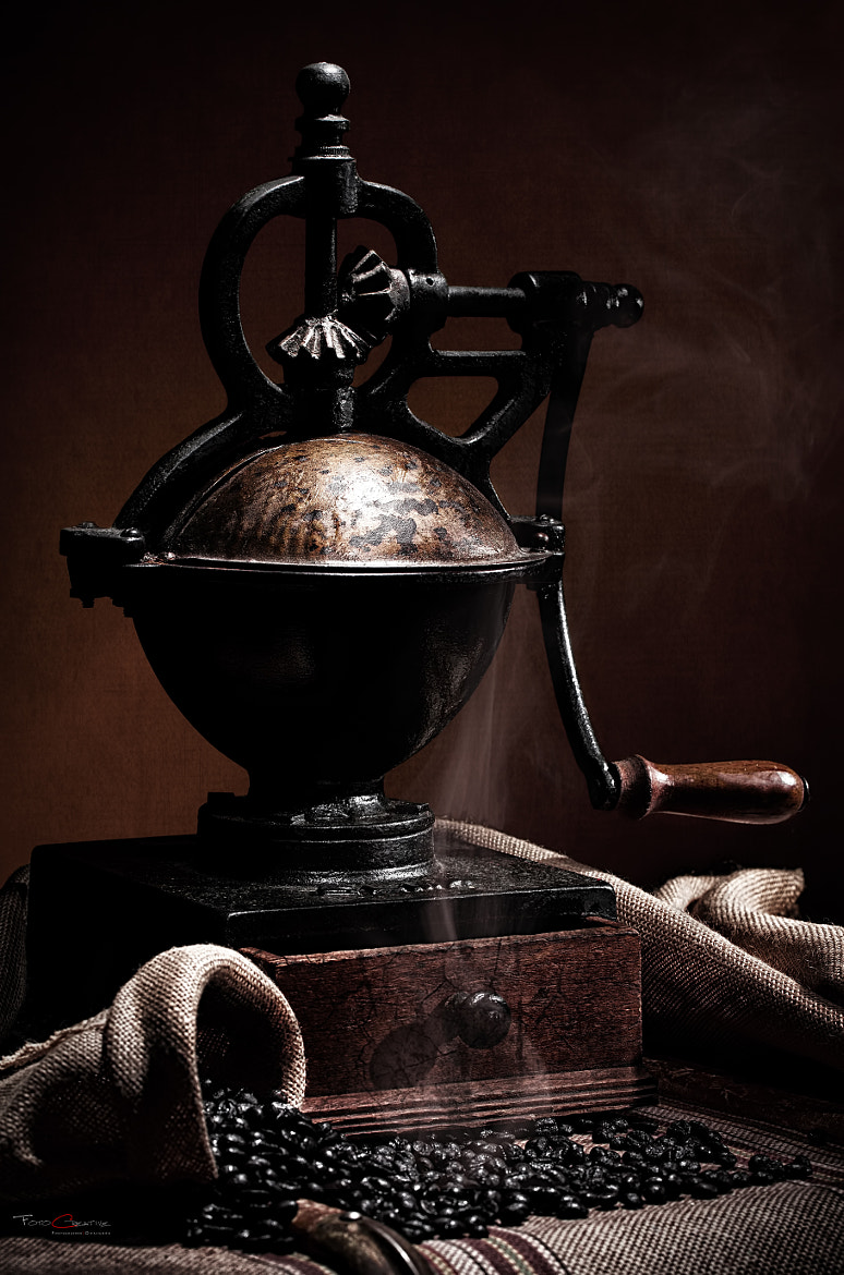 Photograph Coffee Mill by Francisco Arroyo on 500px