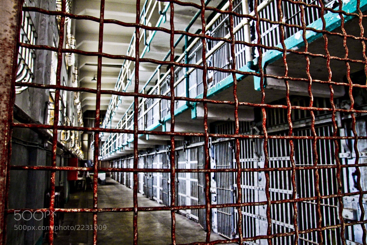 Photograph Prison Cell Block by Johnny Smith on 500px