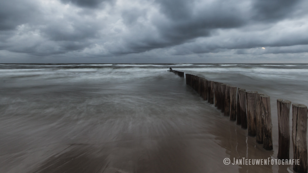 Photograph Schoorl beach by Jan Teeuwen on 500px