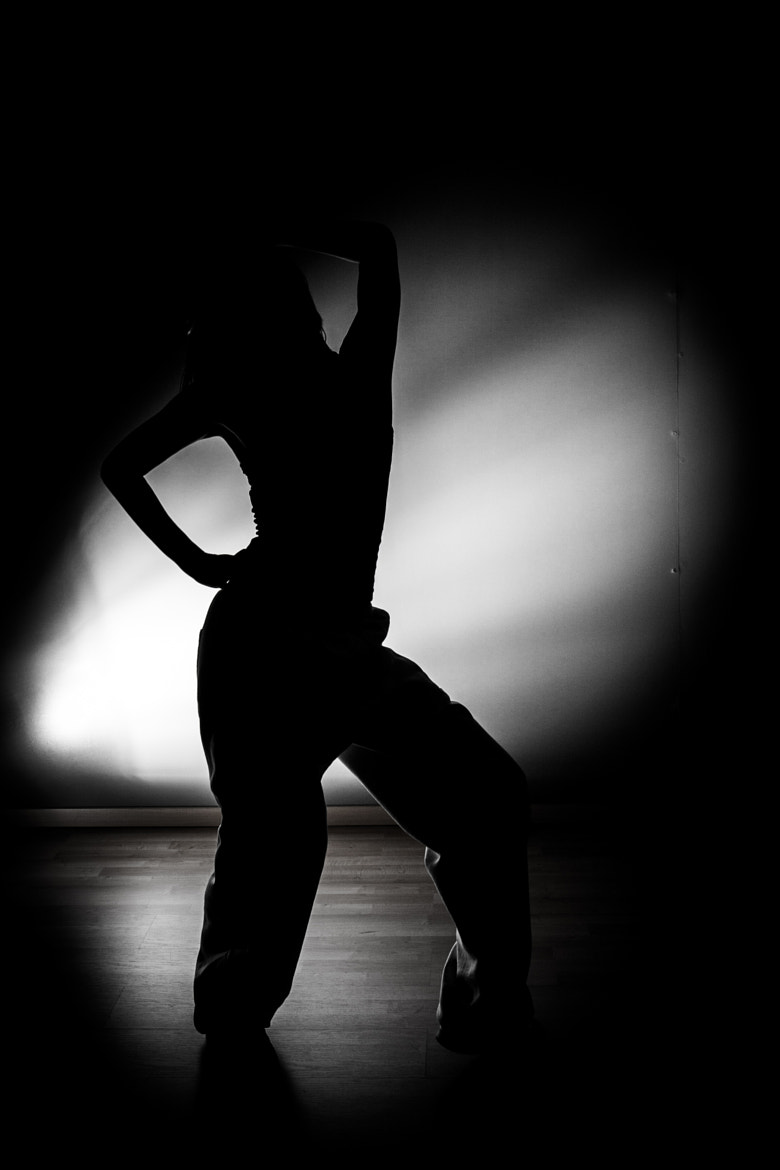 Photograph Dance in the dark by Miguel Cyrille on 500px