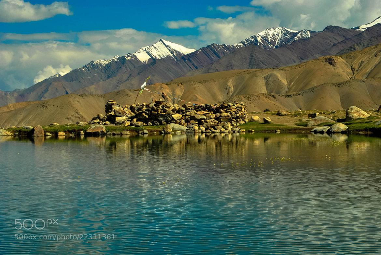 Photograph Feeling Blue by Manas Sharma on 500px