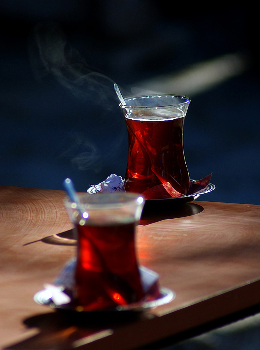 Photograph Tea... by Mustafa GÜLOĞLU on 500px