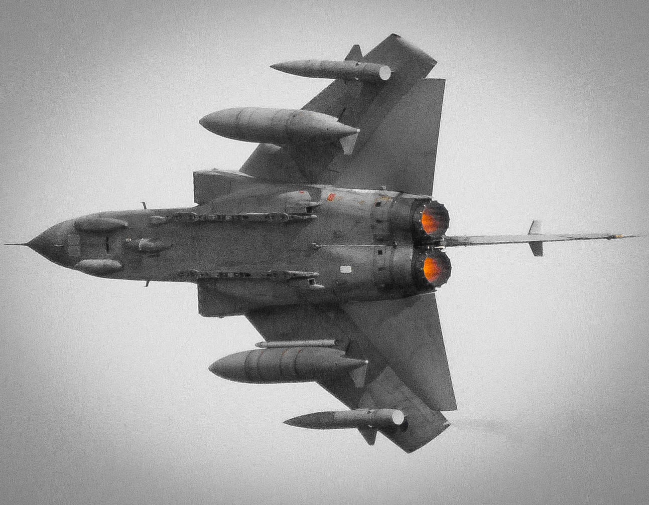 Photograph Tornado GR4, August 2012, Eastbourne by Phil Clarkstone on 500px