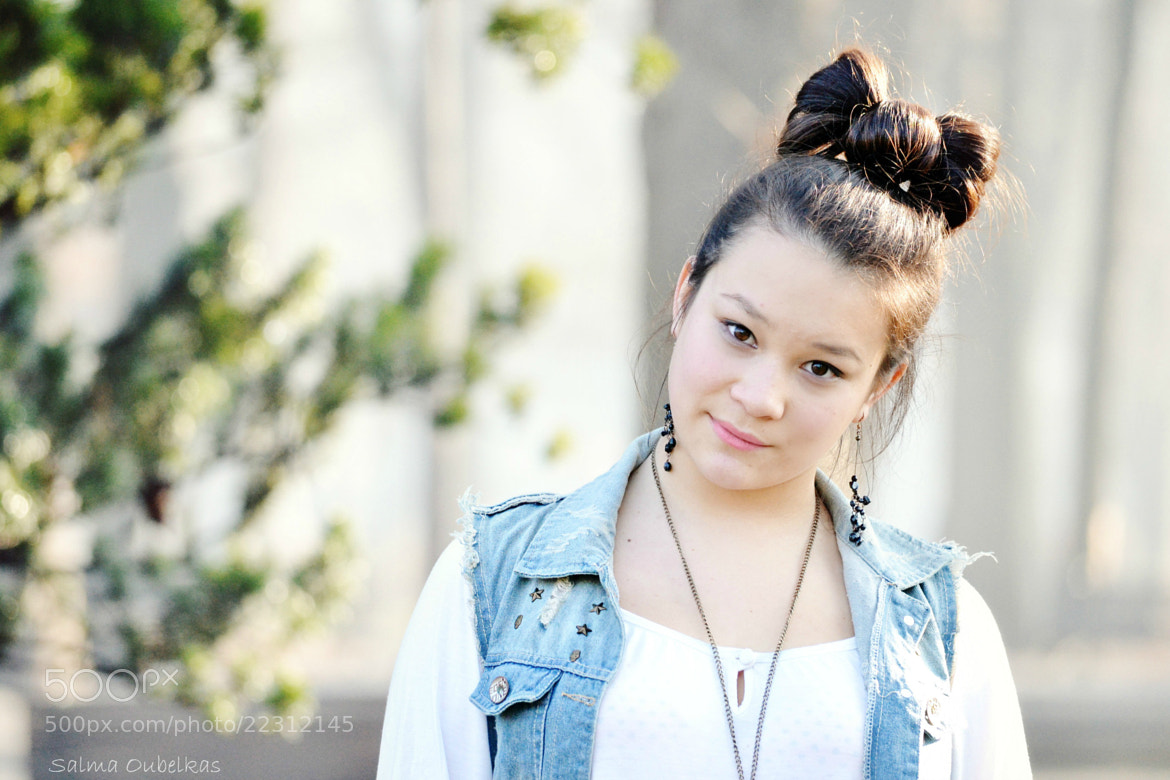 Photograph Hair Style by Salma Oubelkas on 500px