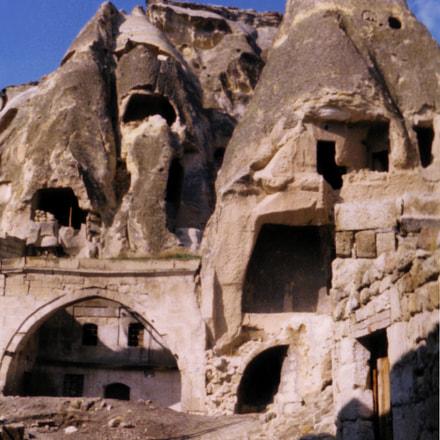 Cappadocian Cave Dwellings