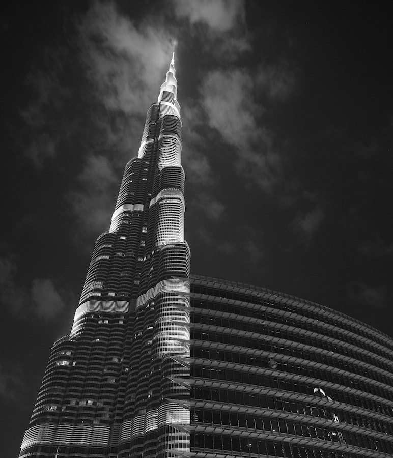 Photograph The Tallest Building In The World by Sean Cheng on 500px