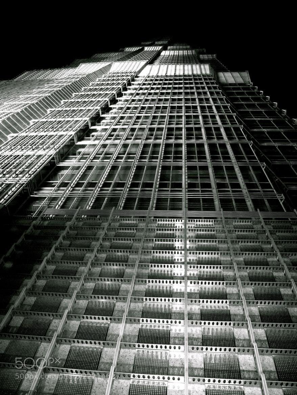 Photograph Jin Mao Tower, Shanghai by Joachim de Wild on 500px