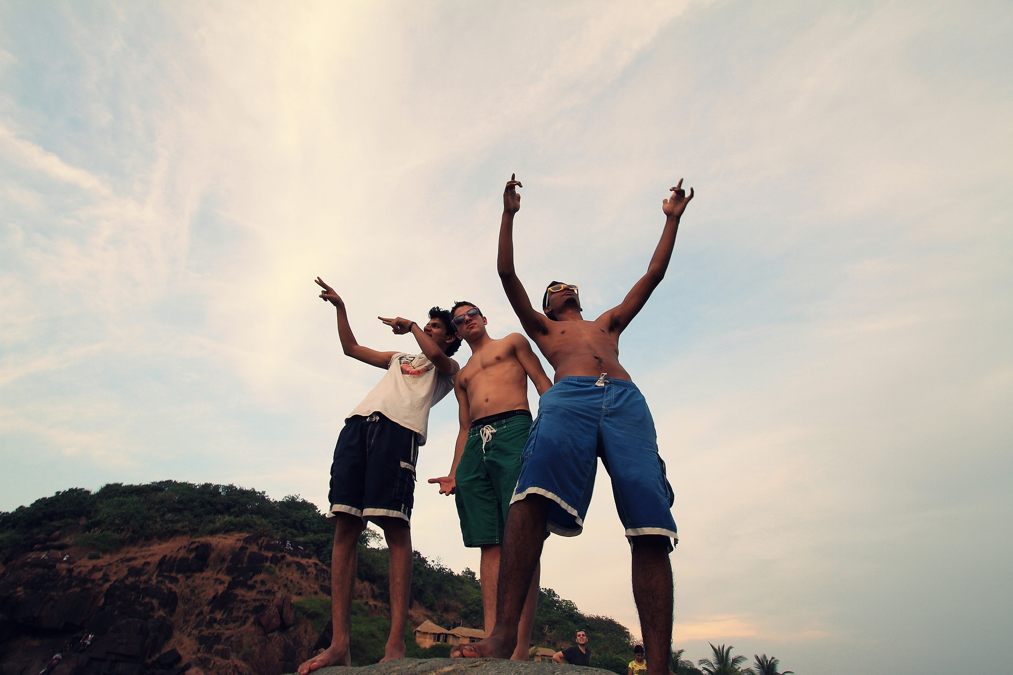 Photograph men in shorts by Dhruv Ashra on 500px