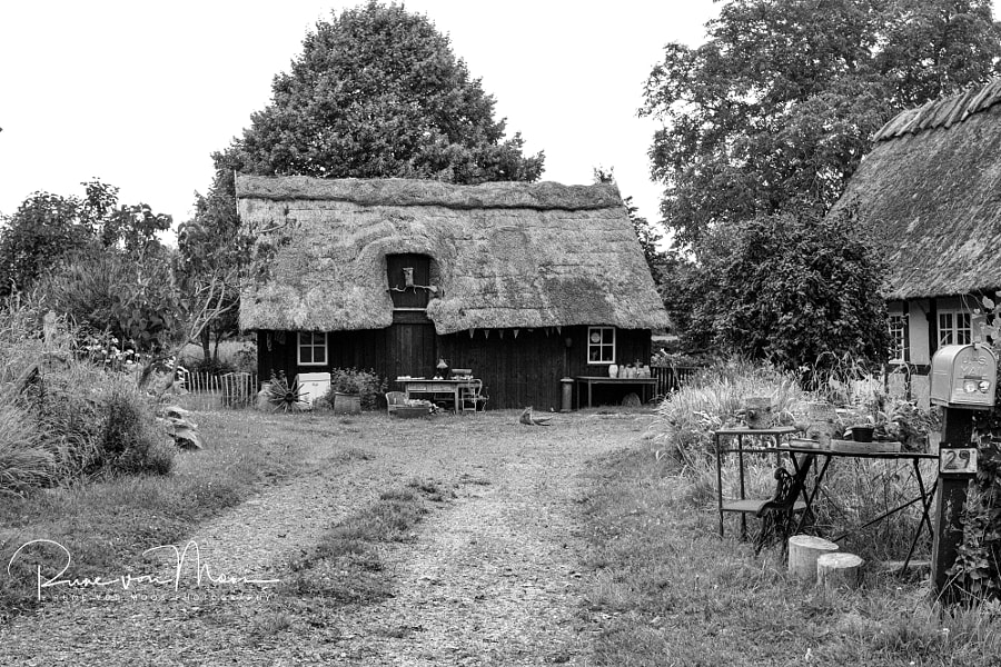 Beautiful old thatched house