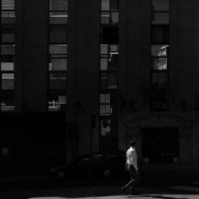 #streetphoto #streetphotography #blancoynegro #blackandwhite #ciudad #city #urban #man #hombre...