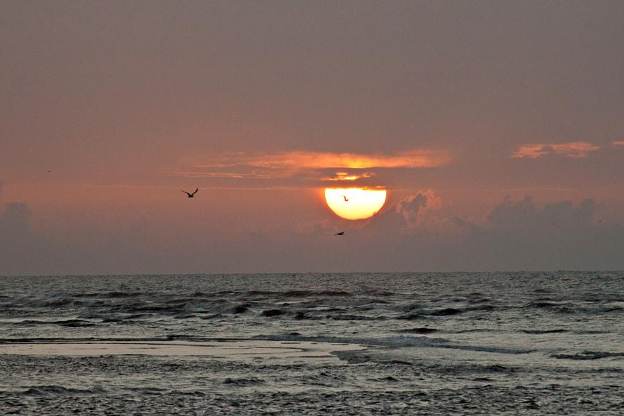 St Simon sunrise 2, автор — David Fischer на 500px.com
