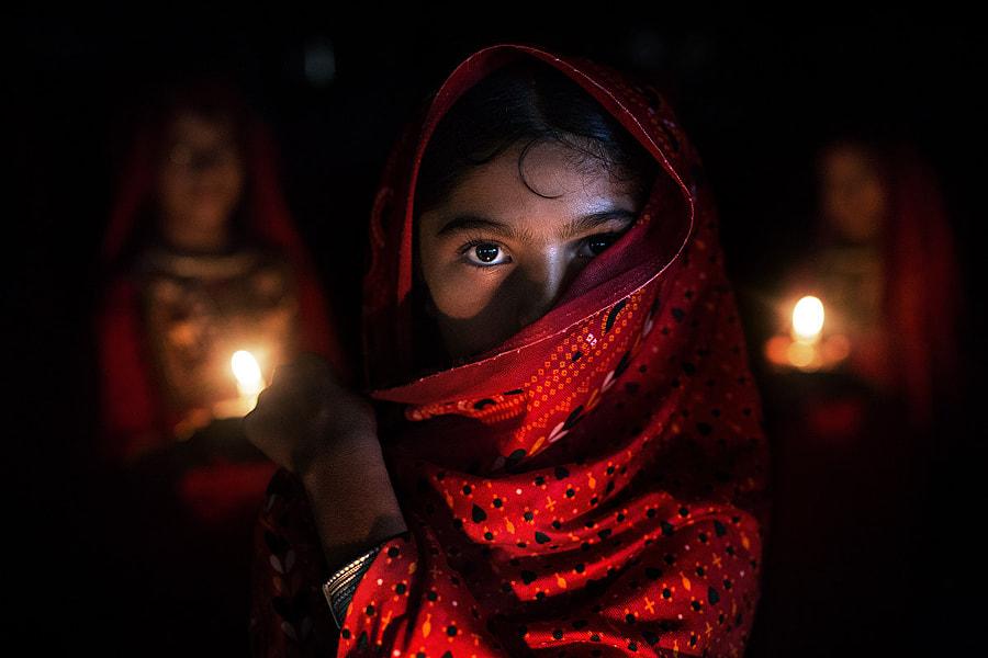 Jat Fakirani Tribe, Gujarat, автор — Alessandro Bergamini на 500px.com