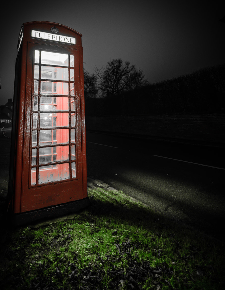 Photograph 04:365-Late Night Call by Gary   on 500px