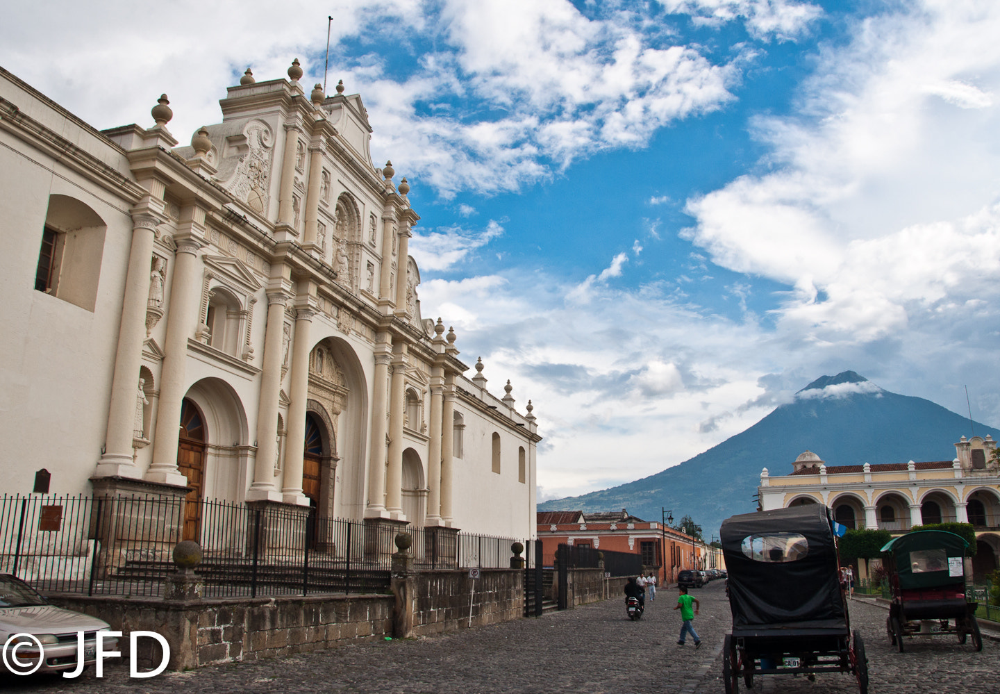 Photograph Antigua Guatemala by Juanfer Duran on 500px