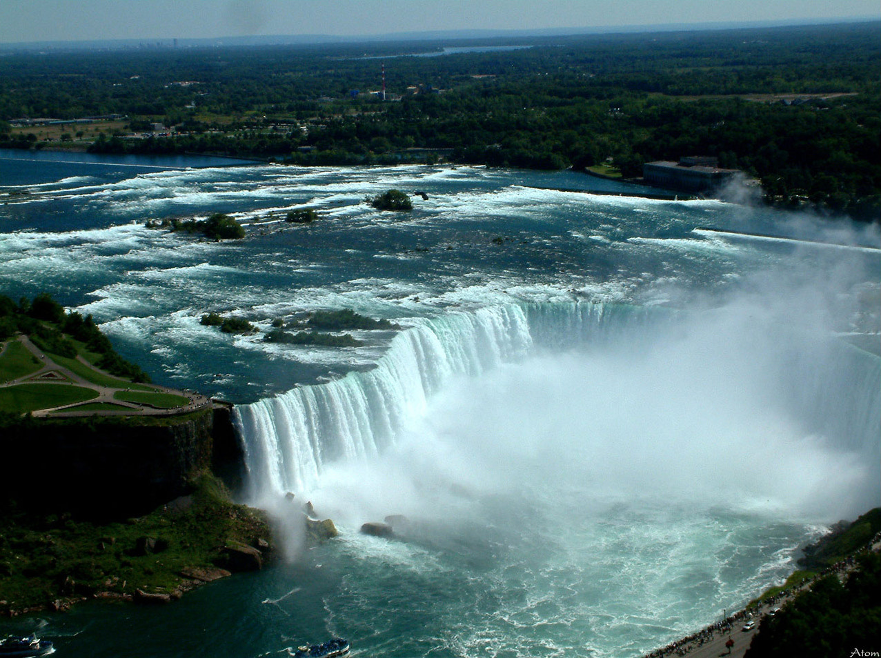 Photograph Niagara falls by Tom Anders on 500px