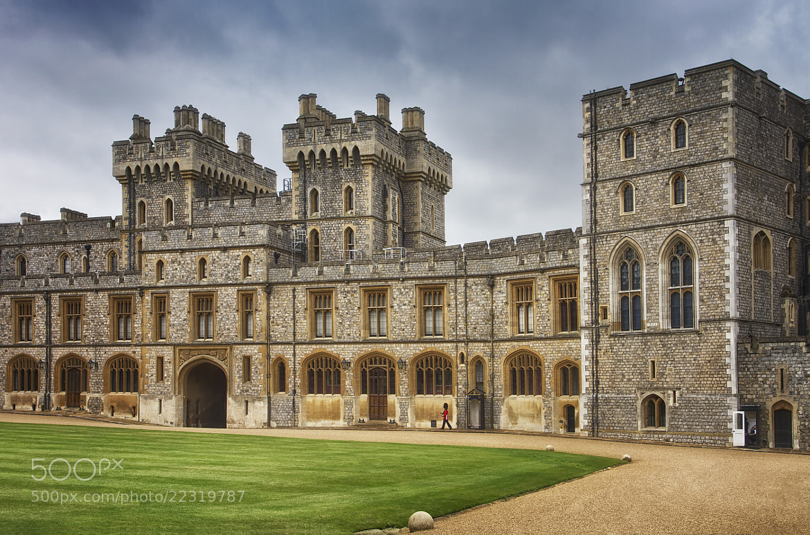 Photograph The Grounds of Windsor Castle by Kim Andelkovic on 500px