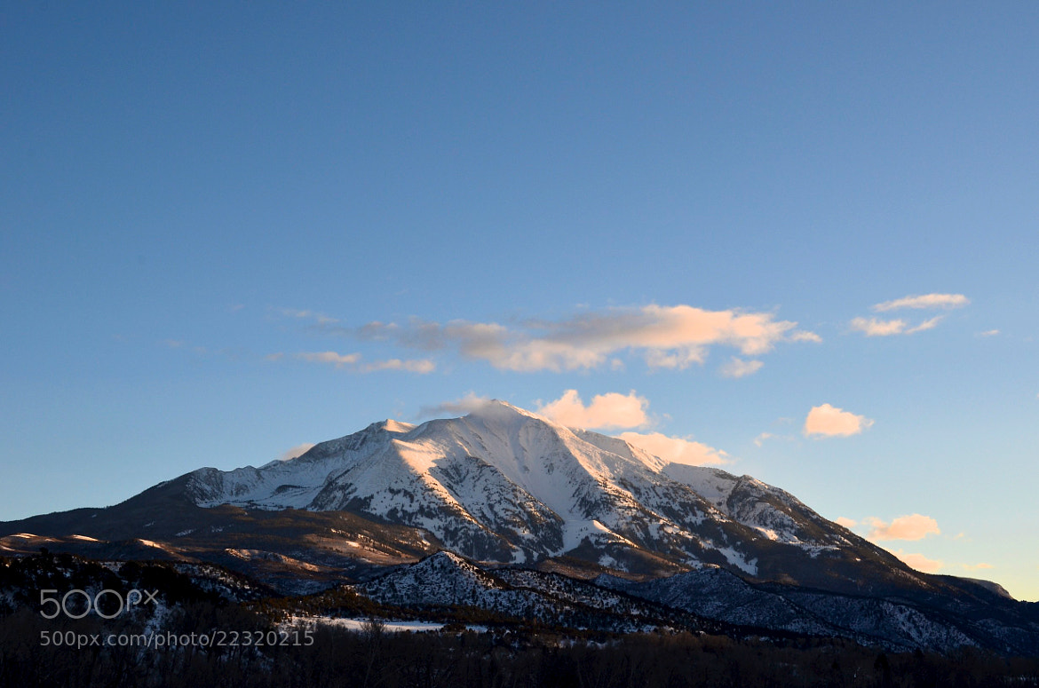 Photograph Mount Sopras by Ian Connolly on 500px