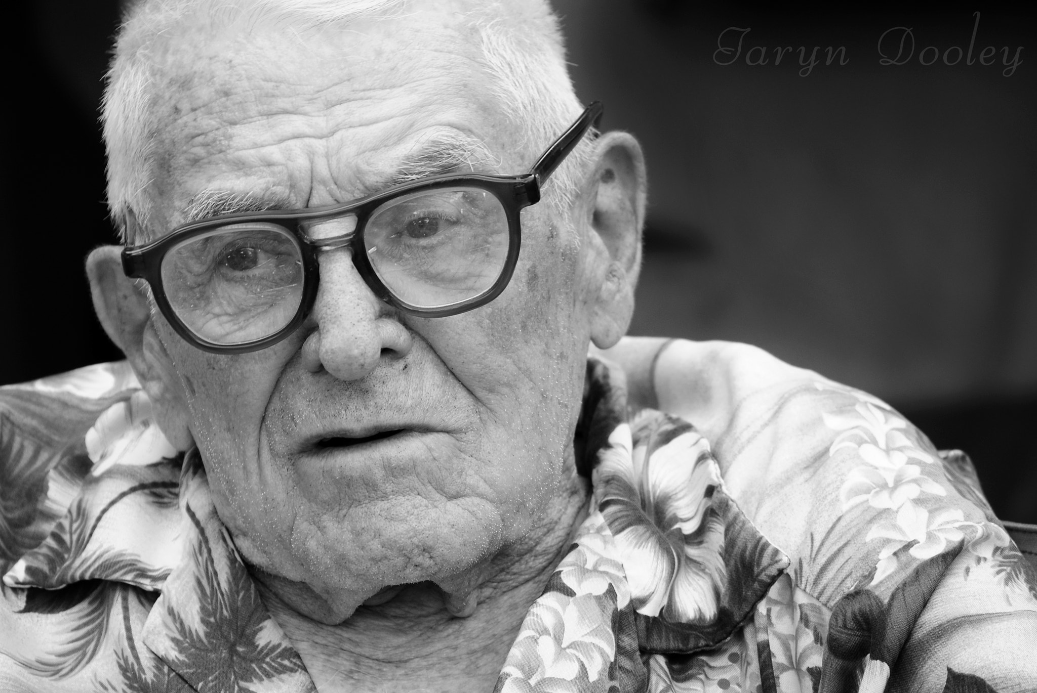 Photograph Uncle George by Taryn Dooley on 500px
