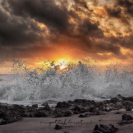 Sunset – 3 – Saint Leu – Île de la Réunion