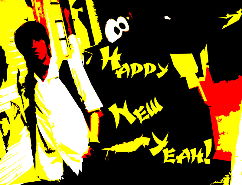Photograph Happy New Yeah by Kider Kennedy on 500px