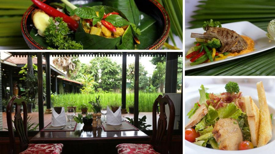 Lucy Angkor Hotel & Spa Food & Wine by Sai Karthik Reddy Mekala on 500px.com