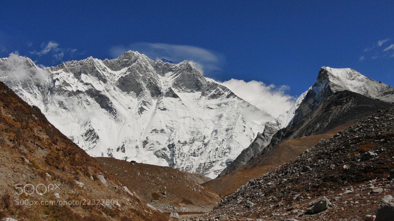 Photograph Lhotse • 8516 m. by Petr Podroužek on 500px
