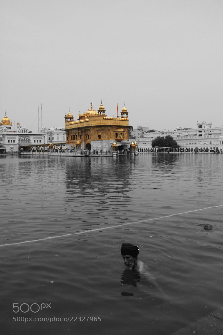 Photograph Sri Harmandir Sahib  by Abhishek Negi on 500px
